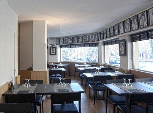 restaurante gusto barcelona comedor