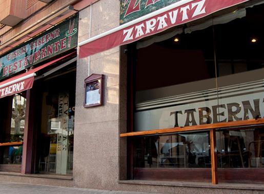 zarautz barcelona entrada