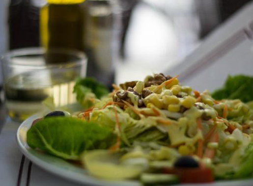 el estragon vegetariano madrid plato1