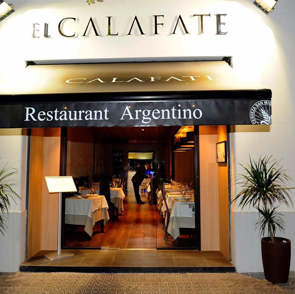 ElCalafate Barcelona Entrada