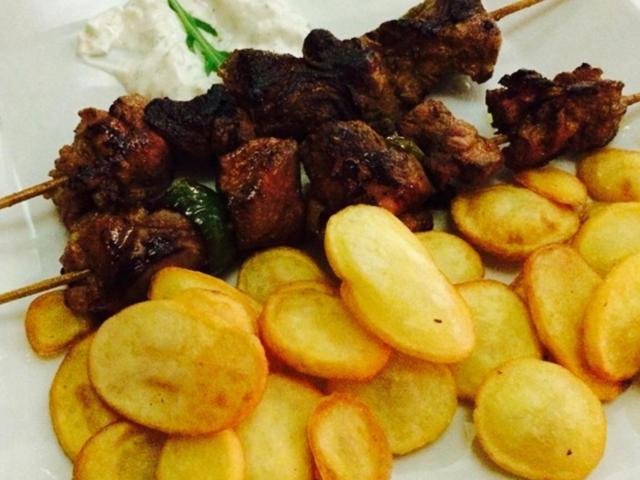 la taberna griega barcelona plato3