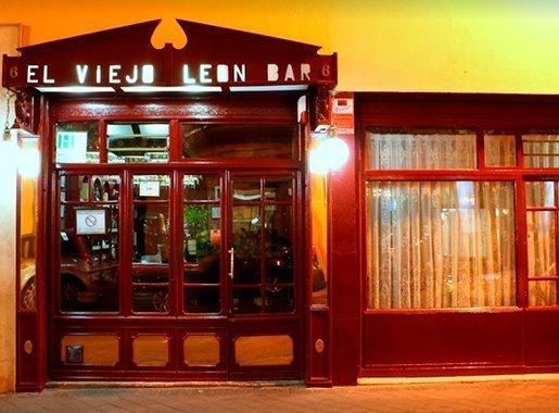 Restauranis ViejoLeon Entrada