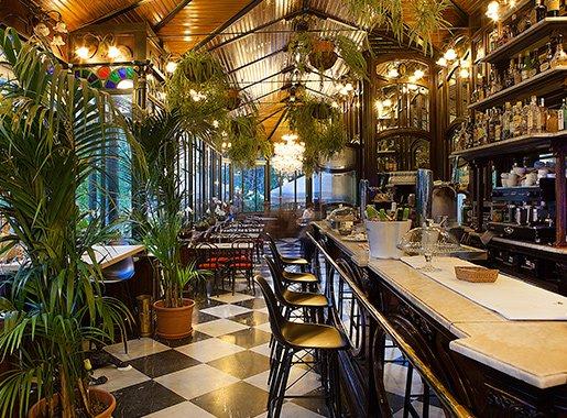 Restauranis Espejo Nouveau sala2