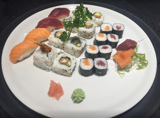 sushi luxury madrid
