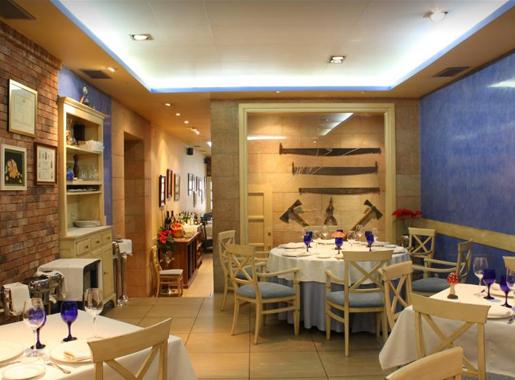 Restaurante La Cocina De Maria Luisa En Madrid