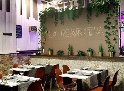 Restauranis Marita Local1