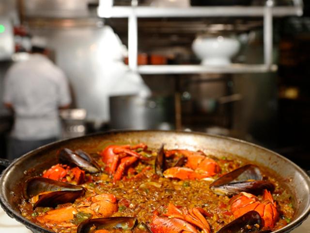 los caracoles barcelona plato4