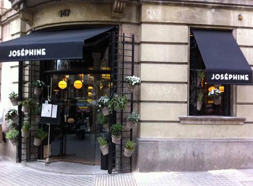entrada josephine barcelona