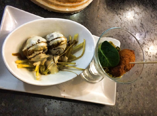LaMadraza Granada Comida