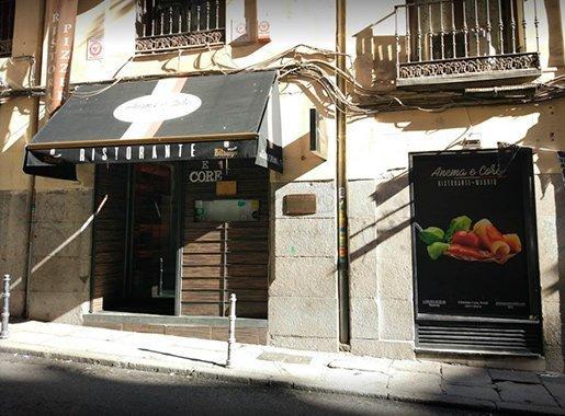 Restauranis AnemaCore Entrada