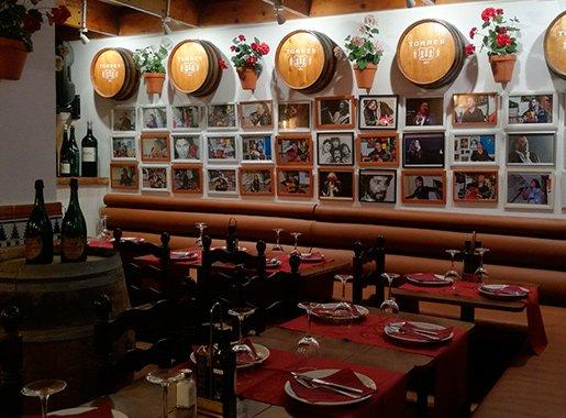 Restaurante El Rey De La Gamba 1 En Barcelona