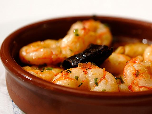 los caracoles barcelona plato3