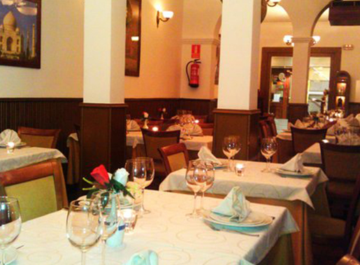 indian aroma comedor madrid