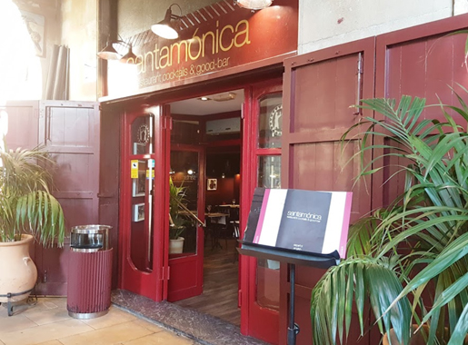 santa monica barcelona entrada1