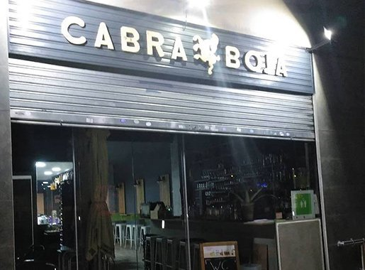 restauranis Cabraboja entrada