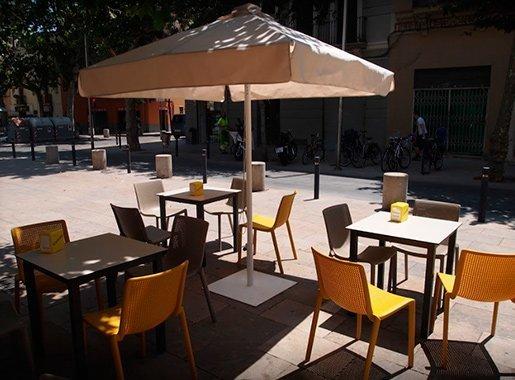 Restauranis 9porro terraza