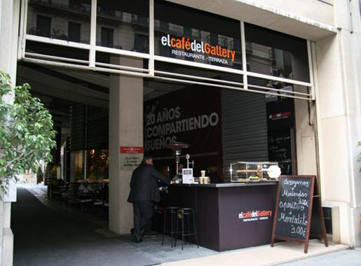 el cafe del gallery barcelona entrada1