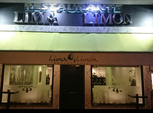 entrada lima limon madrid