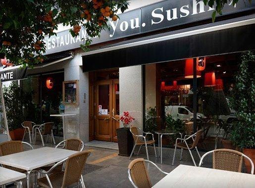 Restauranis yousushi entrada