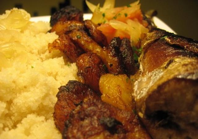 Restaurante Africa Tamarane