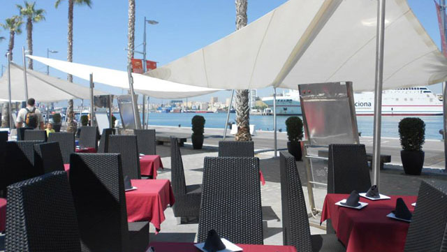 Restaurante Amigos Muelle Uno
